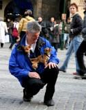 Friend & Dogs