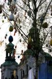Prague Easter Tree