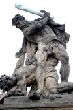 St. George Bridge Statue