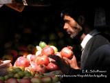 Fruit Merchant, Mussori, India