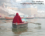 The Red Cloak on the Ganges