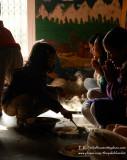 Thanking God, Ama Ghar Home, Nepal