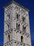 Tower of church San Michele in Foro