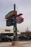Sign at Main Entrance