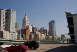 The northern suburb of Northern Kentucky called Cincinnati.