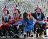 QingZhen Miao Village