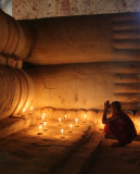 Praying By The Foot Of Buddha (Dec 06)