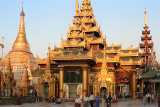 Shwedagon: Like A Great Ship Surrounded By Lighters (Dec 06)
