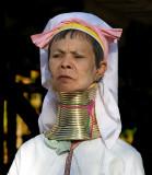 Long-Necked Padaung Woman (Dec 06)