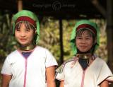 Long-Necked Padaung Girls (Dec 06)