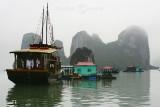 Floating Market, Halong Bay (Mar 07)