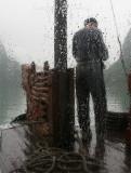Braving The Rain, Halong Bay (Mar 07)