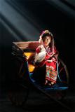 Girl on Trishaw (8 Jul 07)