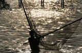 Fisherman Casting Net (12 May 07)