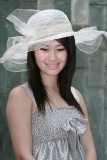 Girl In White Hat (24 Jun 07)