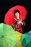 Girl With Umbrella (27 May 07)