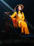 Woman on Trishaw (1 Jul 07)