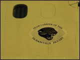World Airways McDonnell Douglas MD-11 (N804DE) Jacksonville Jaguars NFL Team Badge