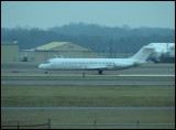USA Jet Airlines DC-9 (N215US)