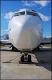 MTSU Boeing 727-025C  (N117FE)