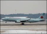 Air Canada Embraer 190 (C-GWEN)
