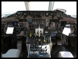 Midwest Airlines MD-81 Super 80 Flight Deck (N804ME)