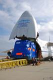 Antonov Design Bureau-Boeing 787 Engine Delivery