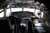 FedEx Express (MTSU Aerospace Program) Boeing 727-025C (N117FE) **Cockpit**
