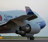 China Airlines Cargo Boeing 747-409F (B-18706)