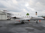 Kenny Chesney's Dassault Falcon Mystere-200 (N7KC)