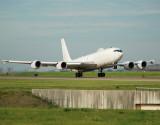 US Navy Boeing E-6B Mercury (Boeing 707-300) (Military Reg. 164387)