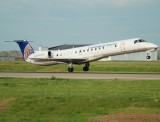 Continental Express Embraer 145 (N*****)