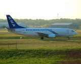 Kitty Hawk Aircargo Boeing 737-300 (N105KH)