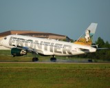 Frontier Airlines Airbus A319 (N933FR)