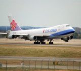 China Airlines Cargo Boeing 747-409F (B-18719)