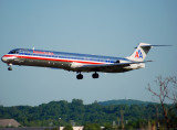American Airlines McDonnell Douglas MD-83 (N593AA)