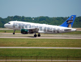 Frontier Airlines Airbus A319 (N948FR)