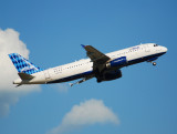 JetBlue Airways Airbus A320 (N643JB)