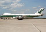 Evergreen International Airlines Boeing 747-212B(SF) (N486EV) **BIG Picture**