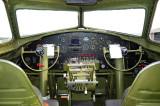 Boeing B-17G Flying Fortress (N390TH) **Cockpit**  Military Reg. SN 44-85734