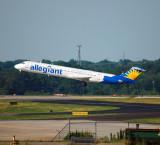 Allegiant Air MD-83 (N881GA)