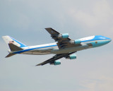 Air Force One (Boeing 747-200B) VC-25A (29000)