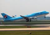 Korean Air Boeing 747-4B5 (HL7461)