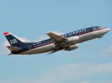 US Airways Boeing 737-301 (N574US)
