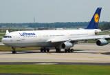 Lufthansa Airbus A340-311(D-AIGB)