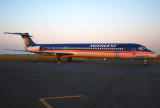 Midwest Airlines McDonnell Douglas MD-81 (N805ME)
