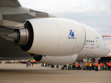 Airbus Industrie Airbus A380-861 (F-WWEA)
