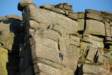 Stanage, Tower Face Direct