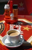 Spanishh cafe still-life