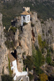 Guadalest bell tower's impressive situation!
